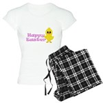 Happy Easter Chick Pajamas