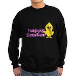 Happy Easter Chick Sweatshirt