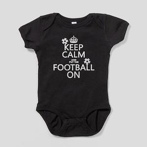 Put the Football On Baby Bodysuit