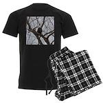Winter Maple Island Bald Eagle Pajamas