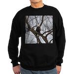 Winter Maple Island Bald Eagle Sweatshirt