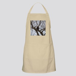 Winter Maple Island Bald Eagle Apron