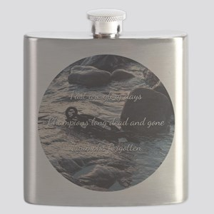 Past are glory days Flask