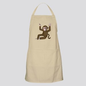 Monkey! Monkey! BBQ Apron