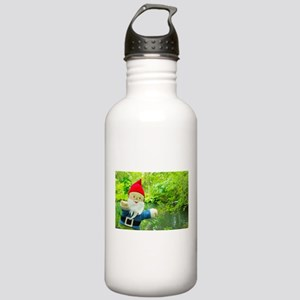 Quiet Creek Gnome Stainless Water Bottle 1.0L