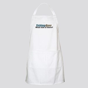 Fishing and Beer Apron