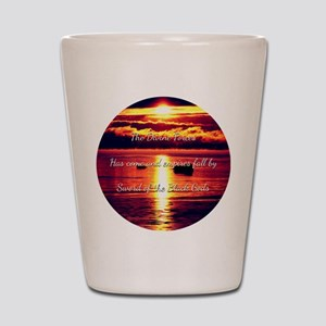 The Divine Forces Shot Glass
