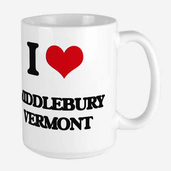 I love Middlebury Vermont Mugs