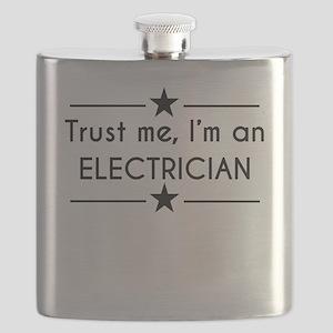 Trust Me Im An Electrician Flask