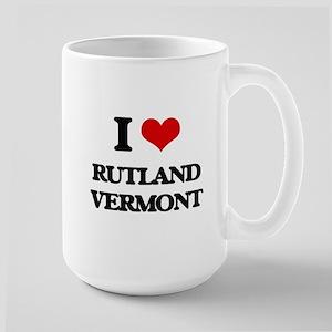 I love Rutland Vermont Mugs