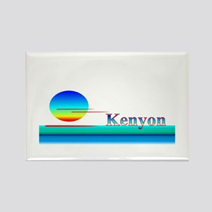 Kenyon Rectangle Magnet