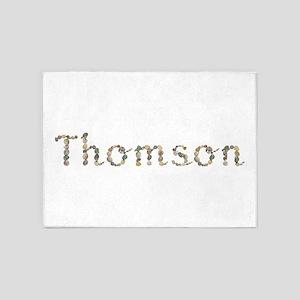 Thomson Seashells 5'x7' Area Rug