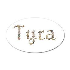 Tyra Seashells Wall Decal