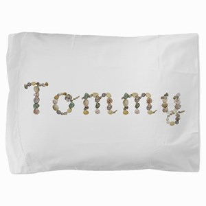 Tommy Seashells Pillow Sham