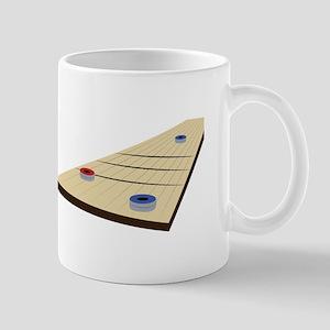 Shuffle Board Mugs