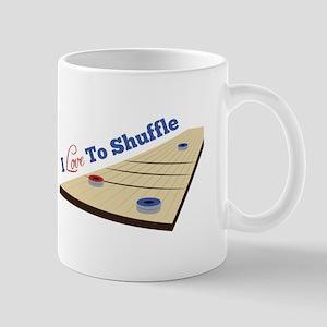 Love to Shuffle Mugs