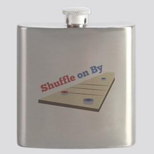 Shuffle on By Flask