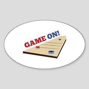 Game On! Sticker