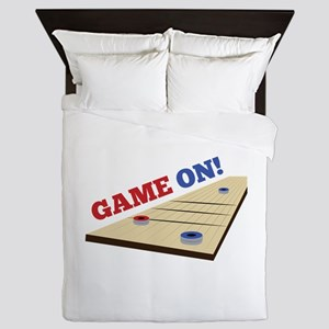 Game On! Queen Duvet