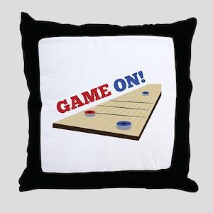 Game On! Throw Pillow