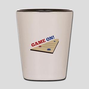Game On! Shot Glass