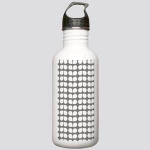 Whimsical Modern Leave Stainless Water Bottle 1.0L