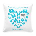 Nubian Goats Always Room Everyday Pillow