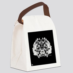 Blow Canvas Lunch Bag