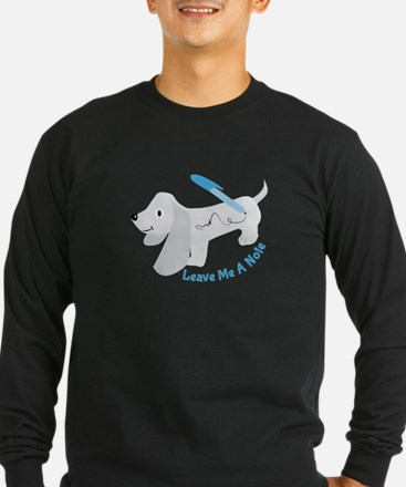 Leave A Note Long Sleeve T-Shirt