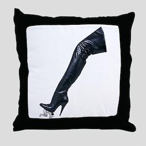 Giant Boot Throw Pillow