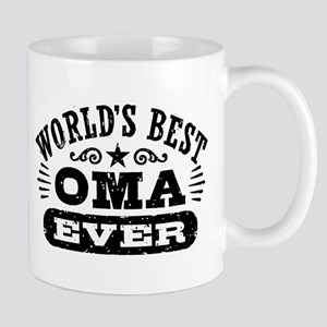 World's Best Oma Ever Mug