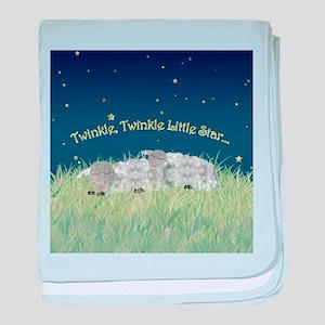 Twinkle Twinkle Little Star Sleeping Sheep baby bl