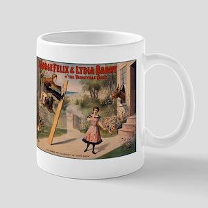 VAUDEVILLE CRAZE coffee cup