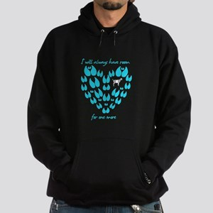 LaMancha Goat Always room for one more Hoodie