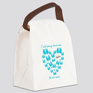 Myotonic Goat Always room for one Canvas Lunch Bag