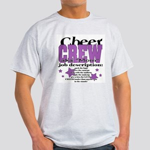 Cheer Crew aka Mom Light T-Shirt
