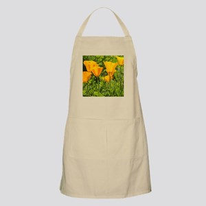 California Poppy Choir Apron