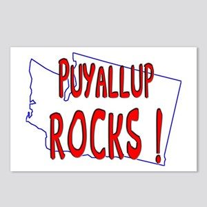 Puyallup Rocks ! Postcards (Package of 8)