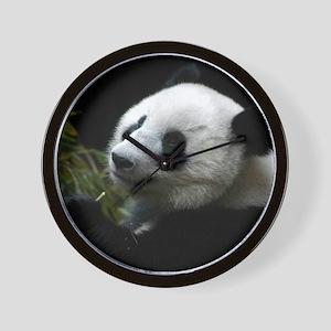 Panda (SD1) Wall Clock