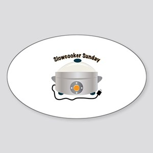 Slowcooker Sunday Sticker