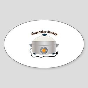 Slowcooker Sunday Sticker