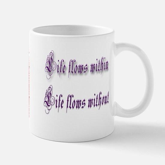 RC Life Flows Mug