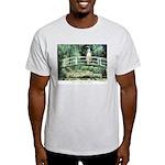 Claude Penguinet Ash Grey T-Shirt