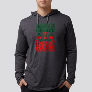 Im Filled Christmas Spirit Wai Long Sleeve T-Shirt