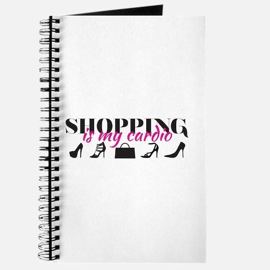 SATC: Shopping Is My Cardio Journal