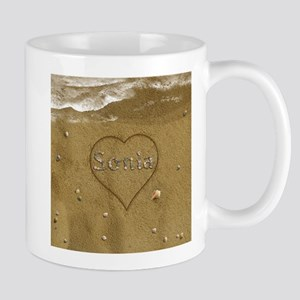 Sonia Beach Love Mug