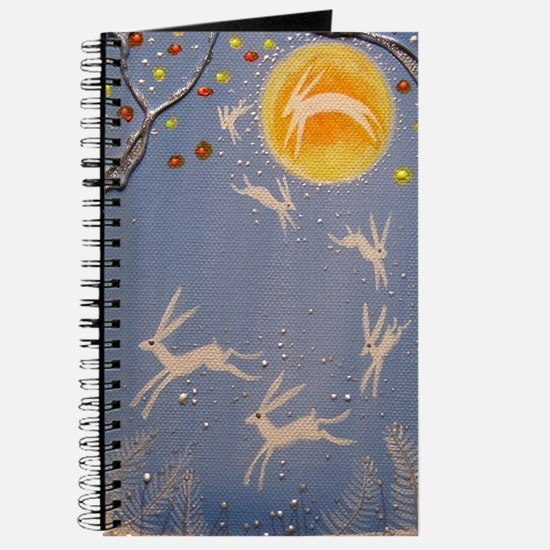 Dance of the moon hares Journal