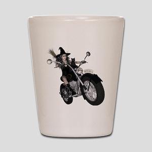 Witchy One ~ Speedy Shot Glass