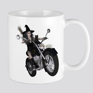 Witchy One ~ Speedy Mugs