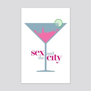 Sex and the City Martini Posters
